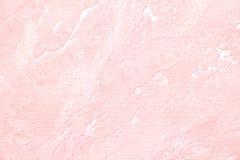 Roze geribbelde textuur Lichtrose ongelijke achtergrond stock afbeeldingen