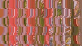 Roze Gestempelde gradiënten Droge pennenstreken Grungy Geweven Achtergrond Rustiek oud document vector illustratie