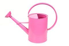 Roze gieter royalty-vrije stock foto's