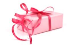 Roze gift Royalty-vrije Stock Fotografie