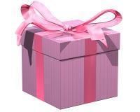 Roze gift Stock Foto