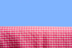 Roze Gingang op Blauwe Hemel Stock Fotografie