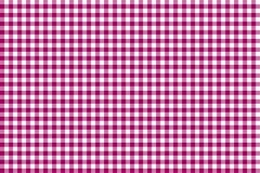 Roze gingangpatroon Textuur van ruit/vierkanten voor - plaid, tafelkleden, kleren, overhemden, kleding, document, beddegoed, deke royalty-vrije illustratie