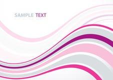 Roze golf vector illustratie