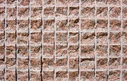 Roze Graniet Stock Afbeelding