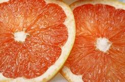 Roze Grapefruit Stock Foto