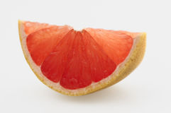 Roze grapefruit Stock Foto's