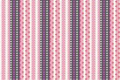 Roze-grijze achtergrond Stock Fotografie