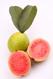 Roze Guavefruit Stock Foto's