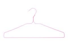 Roze hanger Royalty-vrije Stock Fotografie