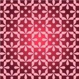 Roze het ornamentpatroon van het ontwerp Royalty-vrije Stock Foto