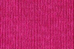 Roze katoenen dichte omhooggaand Stock Fotografie