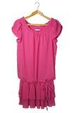Roze kleding Royalty-vrije Stock Fotografie