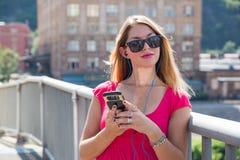 Roze Kleding 5 Stock Foto