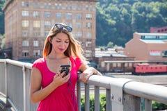 Roze Kleding 6 Stock Foto