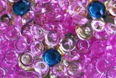 Roze lenzen royalty-vrije stock afbeelding