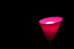 Roze licht Stock Foto's