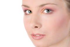 Roze make-up Stock Afbeeldingen