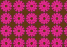 Roze materiaal Royalty-vrije Stock Foto's