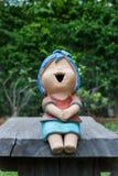 Roześmiana lala Zdjęcia Stock