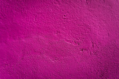 Roze muur Royalty-vrije Stock Fotografie