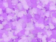 Roze olieverfachtergrond Stock Fotografie