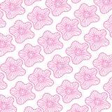 Roze onderwaterbloem Royalty-vrije Stock Foto
