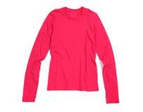 Roze overhemd Stock Foto's