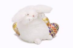 Roze Paashaas Royalty-vrije Stock Afbeelding