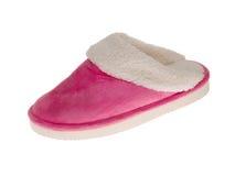 Roze pantoffel Stock Afbeeldingen