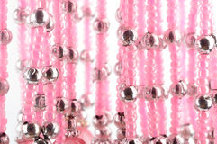 Roze parels Stock Fotografie