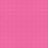 Roze plaid Stock Fotografie