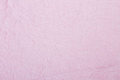 Roze pluche Royalty-vrije Stock Fotografie