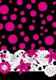 Roze punt stock afbeeldingen