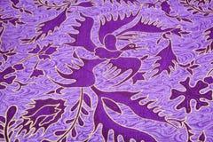 Roze purpere stoffentextuur Royalty-vrije Stock Fotografie