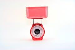 Roze schaal Stock Foto's