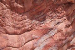 Roze schaduwen van Petra Royalty-vrije Stock Afbeeldingen
