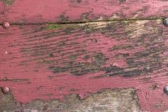 Roze schilverf Stock Afbeelding