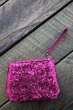Roze Schoonheidszak voor Meisjes en Vrouwen Royalty-vrije Stock Fotografie