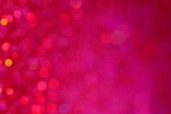 Roze Sparkly-Textuur Als achtergrond Stock Fotografie