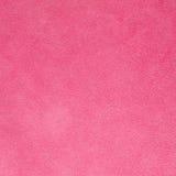 Roze suède Royalty-vrije Stock Afbeeldingen