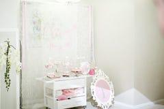 Roze Suikergoedbar Royalty-vrije Stock Foto