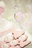 Roze Suikergoedbar Royalty-vrije Stock Fotografie