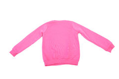 Roze sweater Stock Foto's