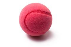 Roze tennisbal Royalty-vrije Stock Foto's