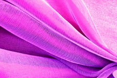Roze Tulle Stock Afbeelding