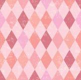 Roze uitstekende achtergrond Stock Fotografie