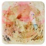 Roze uitstekende achtergrond Stock Afbeelding