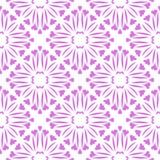 Roze violette naadloze achtergrond Royalty-vrije Stock Afbeeldingen