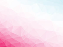 Roze violette witte blauwe achtergrond Stock Afbeelding